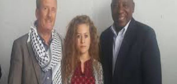 Bassem Tamimi speaks about his wife Nariman and daughter Ahed: Icons of Palestinian Resilience