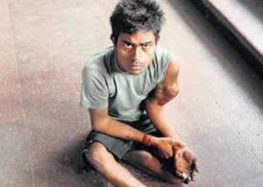 The rich beggar who offers loans