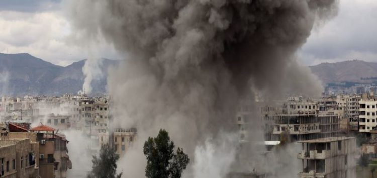 560 killed and 2,000 injured in besieged Eastern Ghouta in 9 days