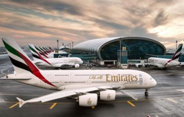 Probe launched into Emirates airline after hostess falls to her death