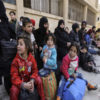 Some 150 civilians evacuated from Syria