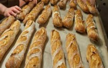 French Baker fined for working too hard