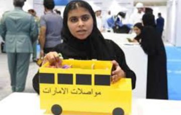 Emirati students' smart  invention will help prevent children being left behind in vehicles
