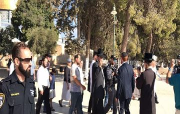 Israeli court allows Jewish settlers to pray at Al-Aqsa gates