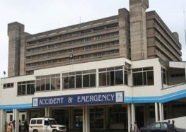 Over 700 Kenyan doctors down tools over suspended colleague who performed brain surgery on wrong patient