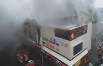 Siberia: Death toll expected to rise as scores still missing following deadly blaze at shopping mall