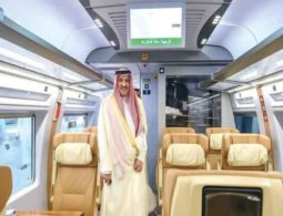 Saudi Arabia's Haramain train project expected to serve 30 million pilgrims