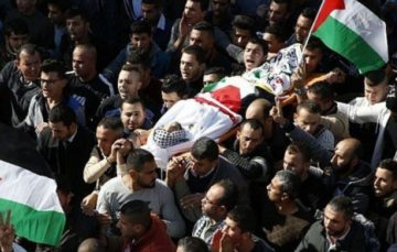 Israeli police get right to hold Palestinian bodies