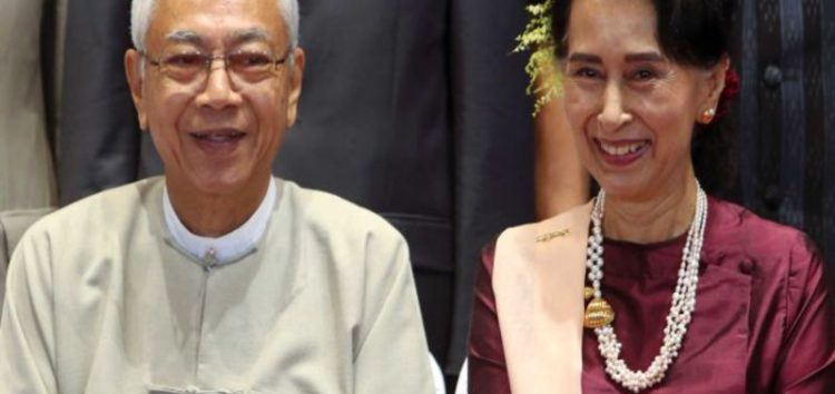 Myanmar president, close Suu Kyi friend, resigns