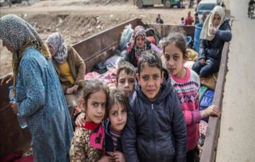 While Raqqah lies in ruins, Afrin returns to normalcy