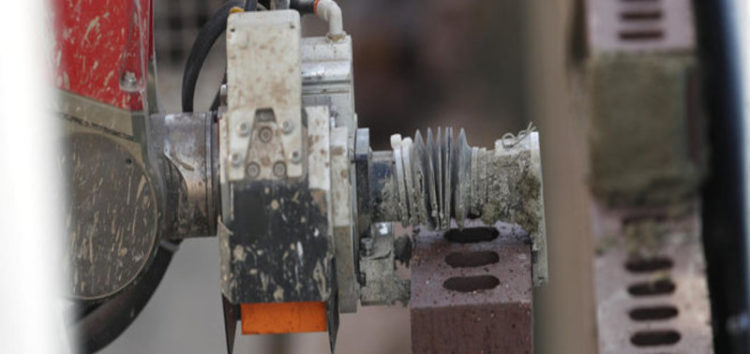 Enter the techno age: Robots break new ground in construction industry