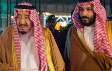 Reports speculate Saudi Crown Prison has imprisoned his mother