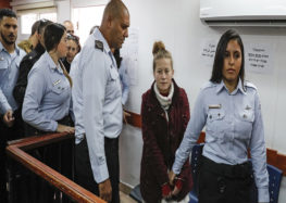 Ahed Tamimi reaches plea bargain with Israeli prosecutors, will serve eight months in prison