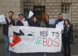Trinity College Dublin students overwhelmingly back BDS in referendum