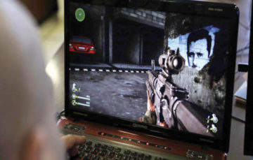 Call to ban Hezbollah video game set in Syria