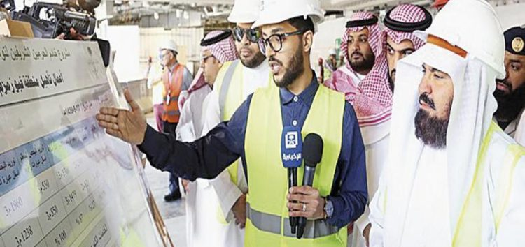 Zamzam renovation work to be completed next month