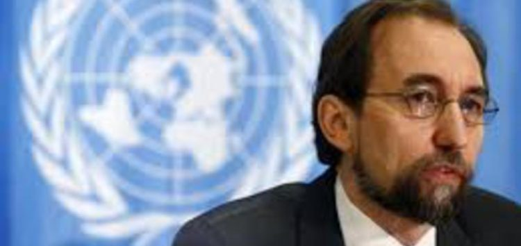 UN rights chief calls for referring Myanmar to ICC for Rohingya crimes