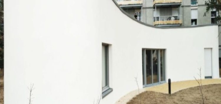 France: The world's first 3D-printed home unveiled