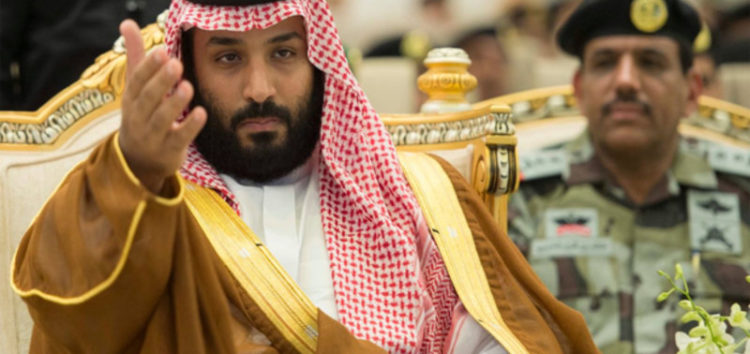 Analyst: Crown Prince's Israel remarks' timing 'absolutely worst ever'