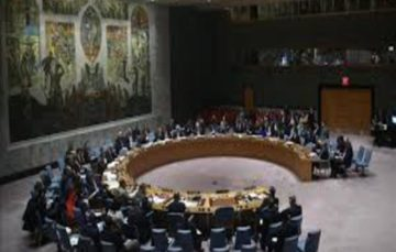UN: Security Council 'paralysed' after Syria gas attack