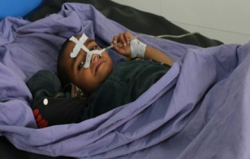 Dozens of civilians, including children killed in Afghan air attack