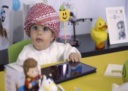 UAE civil aviation makes 8-months-old baby its youngest director ever