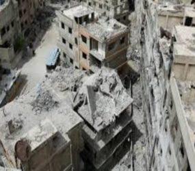 Chemical weapons inspectors enter Douma but await 'green light' to start work