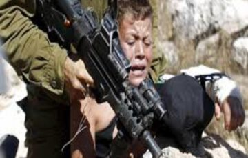 On Palestine Children's Day, 350 Palestinian children inside Israeli jails