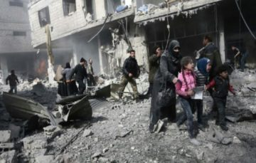 Eastern Ghouta and the looming health crisis