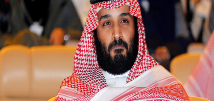 Saudi Crown Prince: Israel has 'right' to homeland