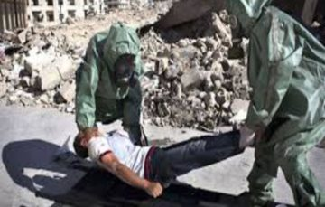 70 killed in Syria chemical attack