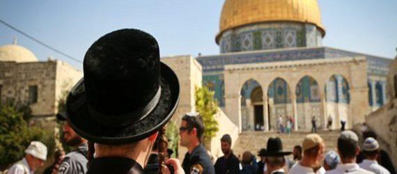 Israel court rules Jews can chant patriotic slogans in Masjid Al-Aqsa