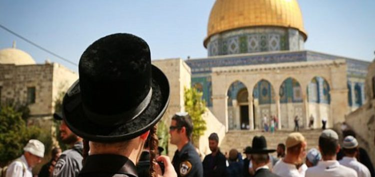 Israel court rules Jews can chant patriotic slogans in Masjid Al-Aqsa