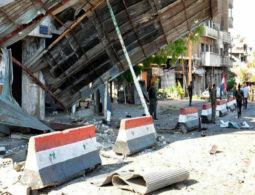 Syrian regime drops leaflets warning Homs, Hama residents of imminent strike