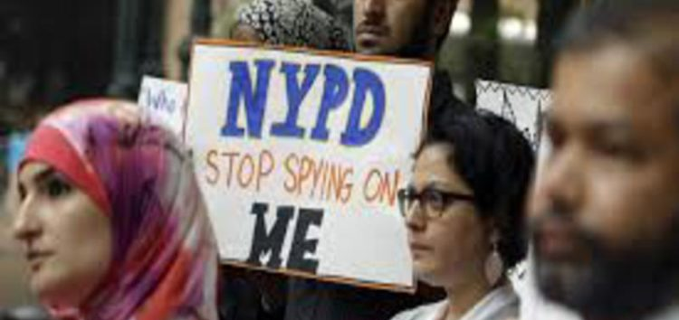 Muslims win case against New York Police illegal surveillance