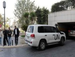 Chemical inspectors reach second site of Douma 'gas attack'