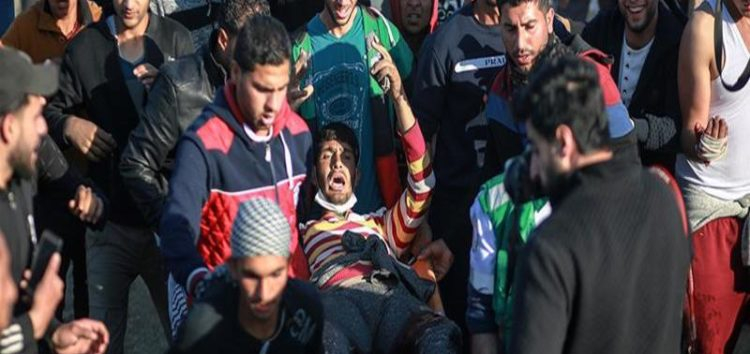 HRW Report: Killing of Palestinians in Gaza 'unlawful, calculated'