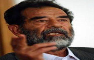 Mystery surrounds Saddam Hussain's body
