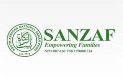 SANZAF – Changing lives