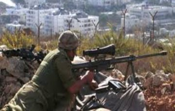 Footage of Israeli soldiers celebrating as a sniper shoots a Palestinian in Gaza draws outrage