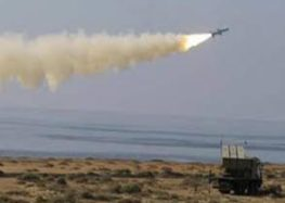 Saudi intercepts ballistic missile from Yemen