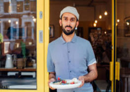 Meet Ali Imdad, the British baker challenges Islamophobia one cake at a time