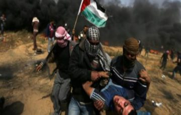 Medics in Gaza: Israeli forces using devastating 'butterfly bullet' on peaceful protesters