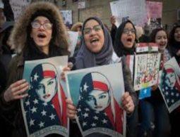 Californian Muslim woman stands up to Islamophobia