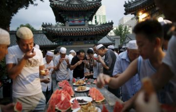 What is Ramadaan like in China?