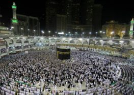 Drones to manage the crowd in Masjidal Haram this Ramadaan