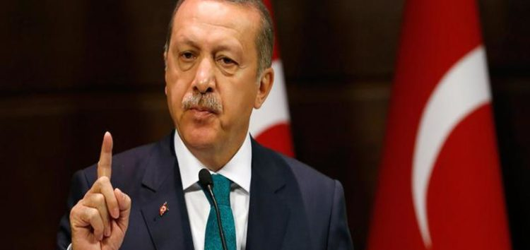 Turkish President Recep Erdogan: 'East Jerusalem is Palestine's capital'