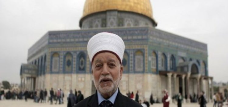 Grand Mufti warns against Israel ban on call for prayer on day of US embassy move