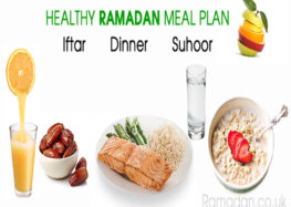 Your guide to the best foods to eat during Ramadaan #Ramadaan1439