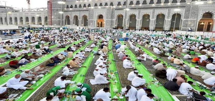 How Madinah residents prepare Ramadan meals at Prophet's mosque